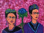The Fridas & the Rose Tree